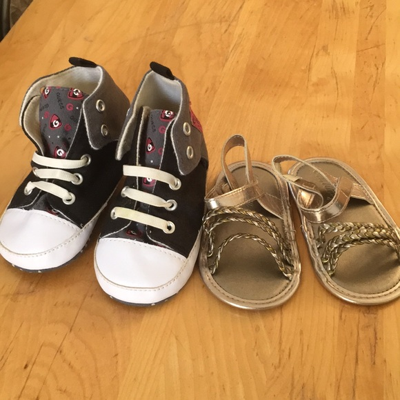 Old Navy And Guess Lot For Baby Girl